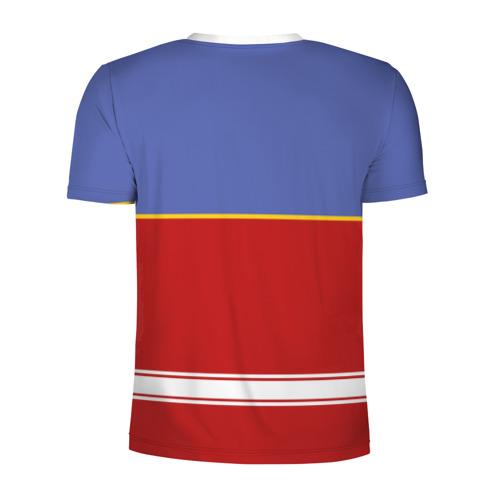 Мужская футболка 3D спортивная  Фото 02, Хоккеист Иван