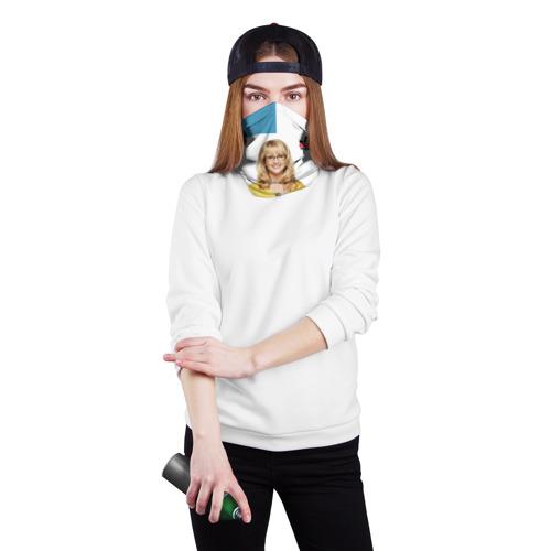 Бандана-труба 3D  Фото 02, Bernadette
