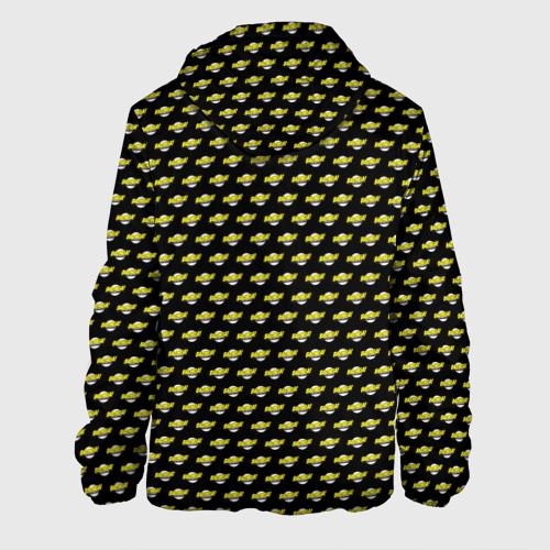 Мужская куртка 3D  Фото 02, Bazinga!