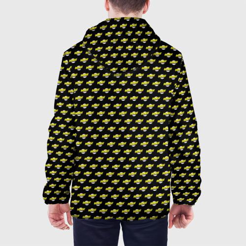 Мужская куртка 3D  Фото 05, Bazinga!