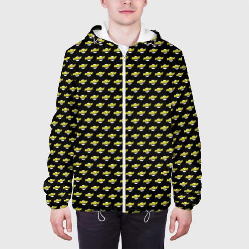 Мужская куртка 3D  Фото 04, Bazinga!