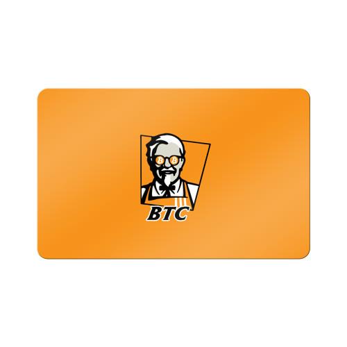 BITCOIN в стиле KFC