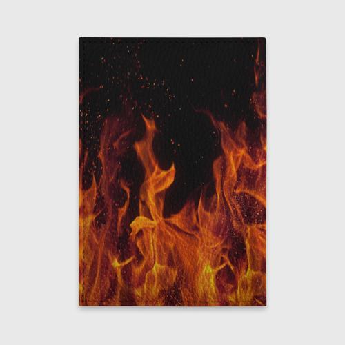 Обложка для автодокументов BITCOIN   FIRE Фото 01