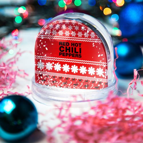 Водяной шар со снегом  Фото 03, Праздничный RHCP