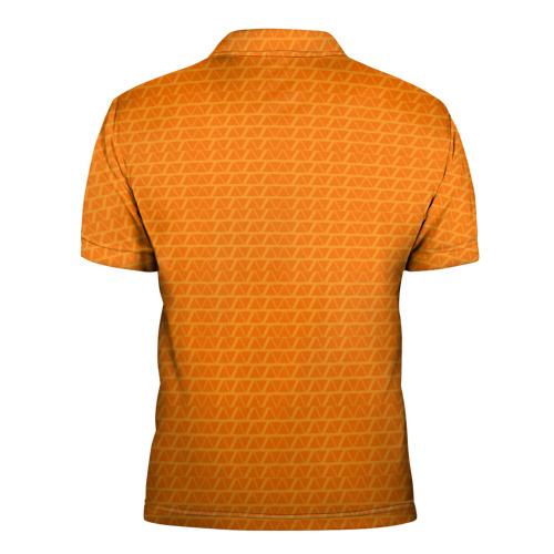 Мужская рубашка поло 3D  Фото 02, BITCOIN