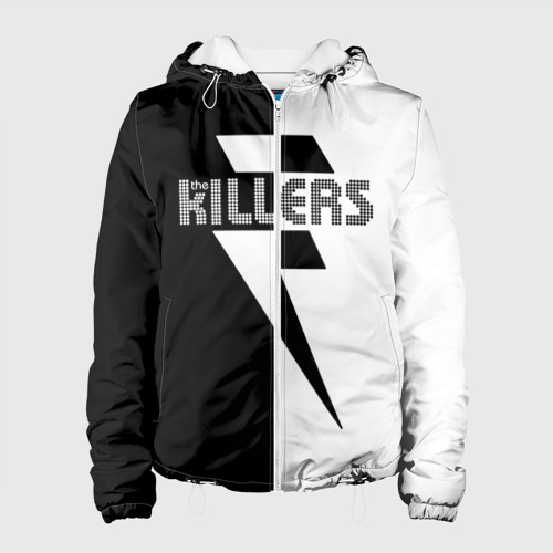 Женская куртка 3D  Фото 01, The Killers