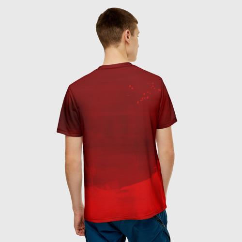 Мужская футболка 3D  Фото 02, Метро 2033 ПАВЕЛ