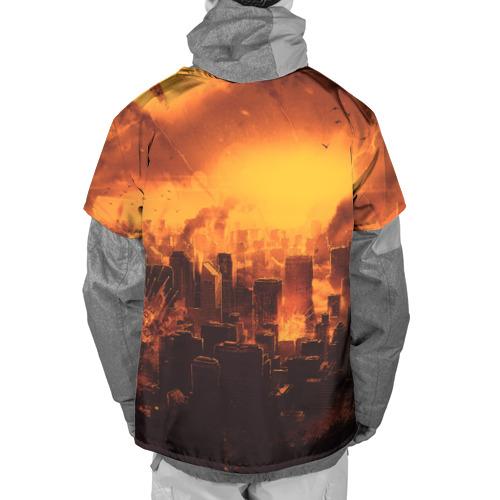 Накидка на куртку 3D  Фото 02, S.T.A.L.K.E.R Кирилл