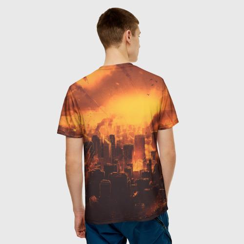 Мужская футболка 3D  Фото 02, S.T.A.L.K.E.R Вася
