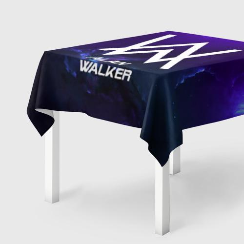 Скатерть 3D  Фото 01, Alan Walker SPACE COLLECTION
