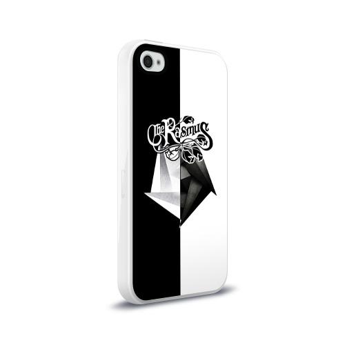 Чехол для Apple iPhone 4/4S силиконовый глянцевый  Фото 02, The Rasmus