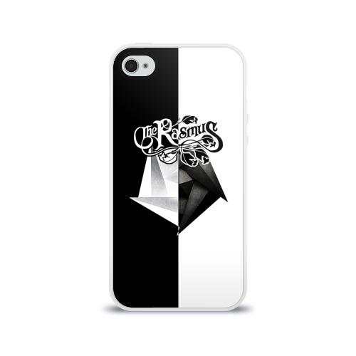 Чехол для Apple iPhone 4/4S силиконовый глянцевый  Фото 01, The Rasmus