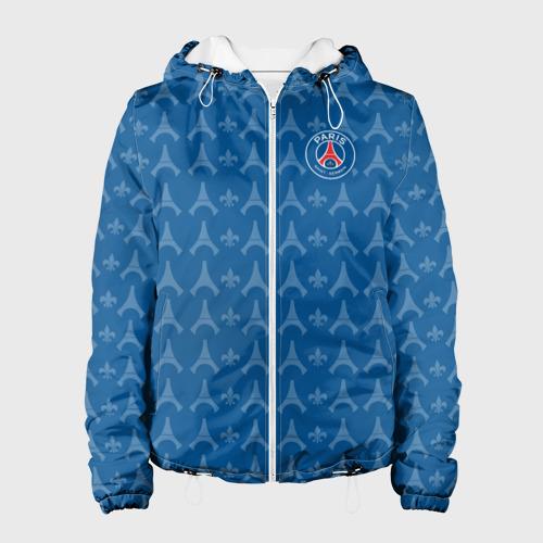 Женская куртка 3D  Фото 01, PSG 2018 Original