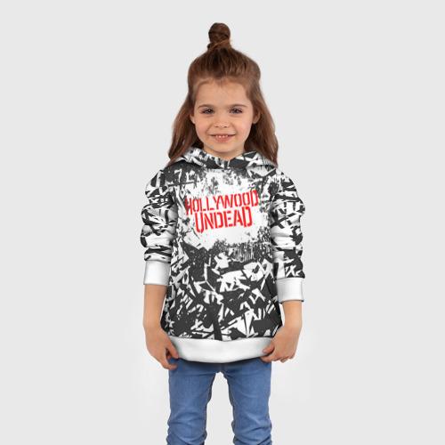Детская толстовка 3D  Фото 01, Hollywood Undead