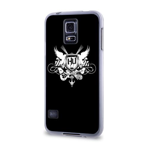 Чехол для Samsung Galaxy S5 силиконовый  Фото 03, Hollywood Undead