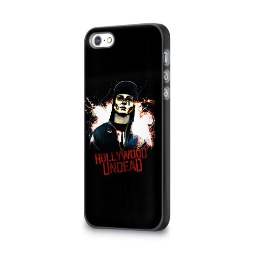 Чехол для Apple iPhone 5/5S 3D  Фото 03, Hollywood Undead