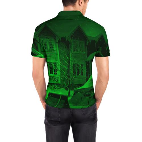 Мужская рубашка поло 3D  Фото 04, FALLOUT АДАМ