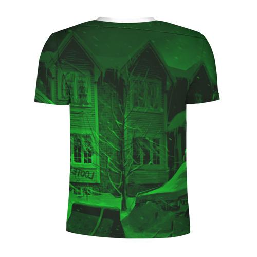 Мужская футболка 3D спортивная  Фото 02, FALLOUT АДАМ