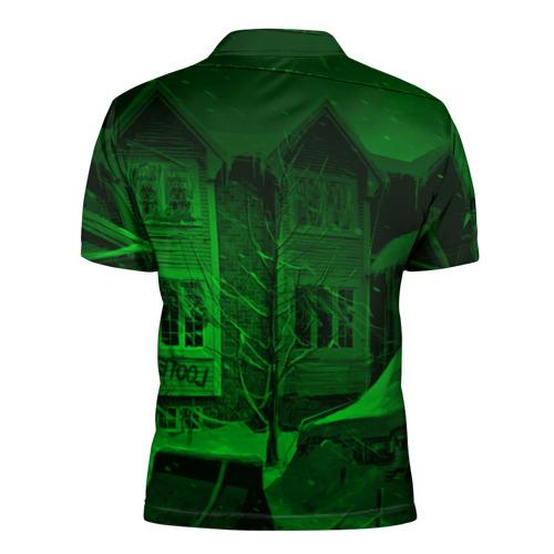 Мужская рубашка поло 3D  Фото 02, FALLOUT АДАМ