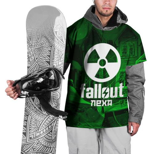 Накидка на куртку 3D  Фото 01, FALLOUT ЛЕХА