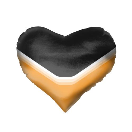 Подушка 3D сердце  Фото 02, BITCOIN