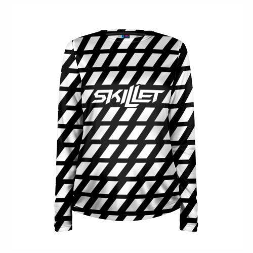 Женский лонгслив 3D для беременных  Фото 03, Skillet