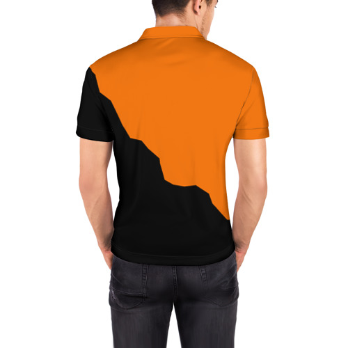 Мужская рубашка поло 3D  Фото 04, BITCOIN MINER