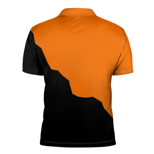 Мужская рубашка поло 3D  Фото 02, BITCOIN MINER