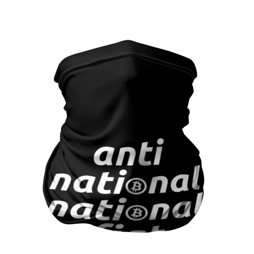 Бандана-труба 3D  Фото 01, Anti National National Fiat