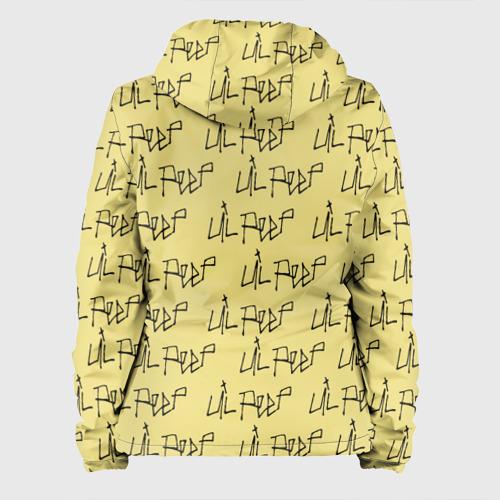 Женская куртка 3D  Фото 02, LiL PEEP Pattern
