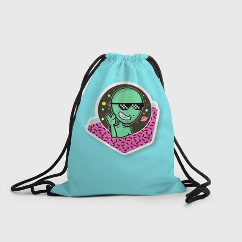 Рюкзак-мешок 3D  Фото 01, UFO BRO