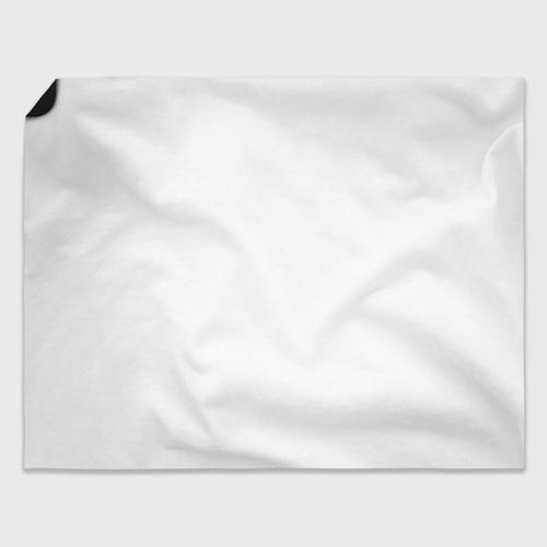 Плед 3D МЧС белый герб РФ Фото 01