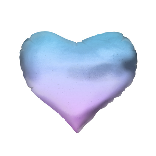 Подушка 3D сердце  Фото 02, Мизантроп