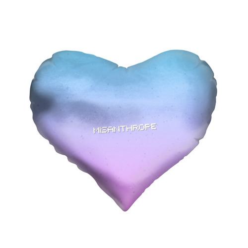 Подушка 3D сердце  Фото 01, Мизантроп