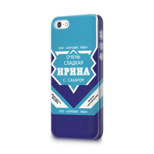 Чехол для Apple iPhone 5/5S 3D  Фото 03, Очень сладкая Ирина