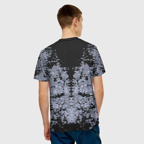 Мужская футболка 3D  Фото 02, OVERWATCH RUSSIA