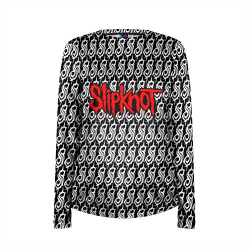 Женский лонгслив 3D для беременных  Фото 03, Slipknot