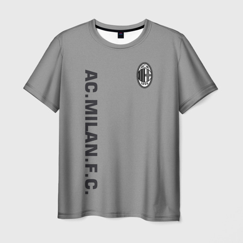 Мужская футболка 3D  Фото 03, AC MILAN