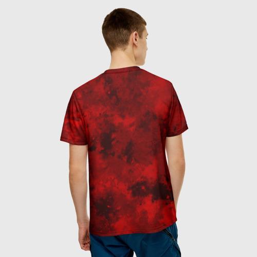 Мужская футболка 3D  Фото 02, Ч.Е.Р.Н.О.Б.Ы.Л.Ь АНДРЕЙ