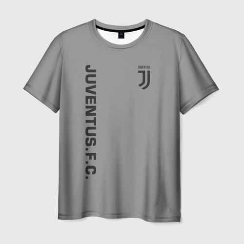 Мужская футболка 3D  Фото 01, Juventus 2018 Vintage