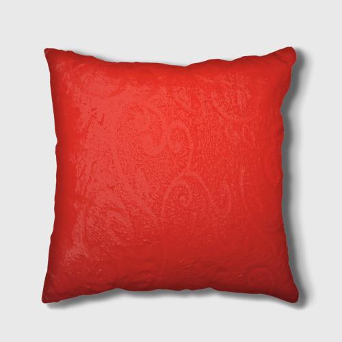 Подушка 3D  Фото 02, Крутой Santa