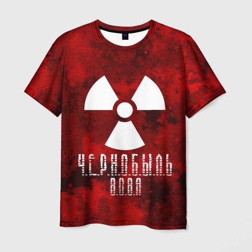 Мужская футболка 3D  Фото 03, Ч.Е.Р.Н.О.Б.Ы.Л.Ь ВОВА