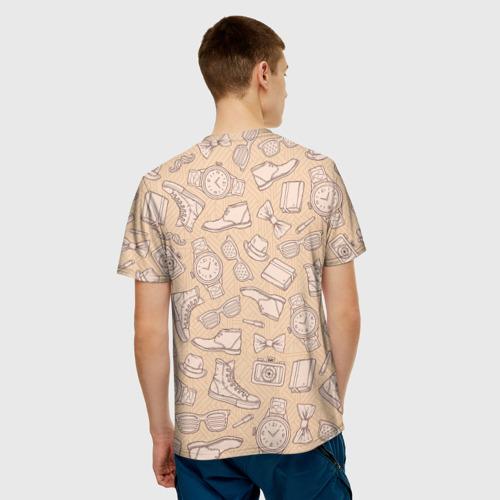 Мужская футболка 3D  Фото 02, НА СТИЛЕ