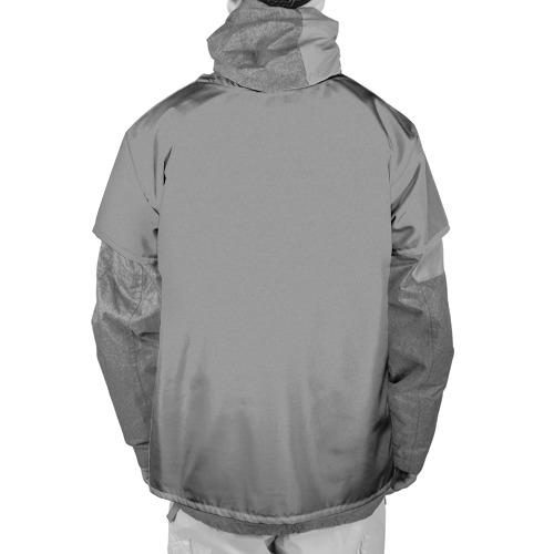 Накидка на куртку 3D  Фото 02, PSG 2018 Vintage