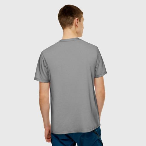 Мужская футболка 3D  Фото 02, PSG 2018 Vintage