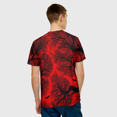 Мужская футболка 3D  Фото 02, Dead by Daylight