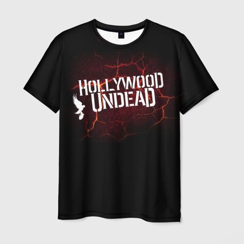 Мужская футболка 3D  Фото 03, Hollywood Undead