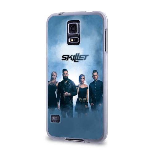 Чехол для Samsung Galaxy S5 силиконовый  Фото 03, Skillet