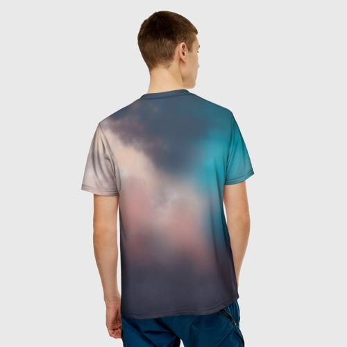 Мужская футболка 3D  Фото 02, John Cooper