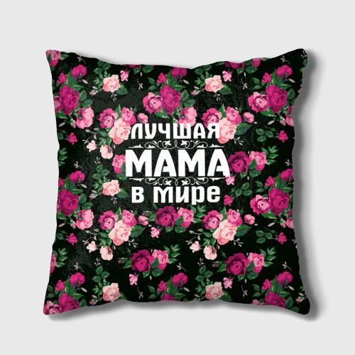 Подушка 3D  Фото 01, Лучшая мама в мире